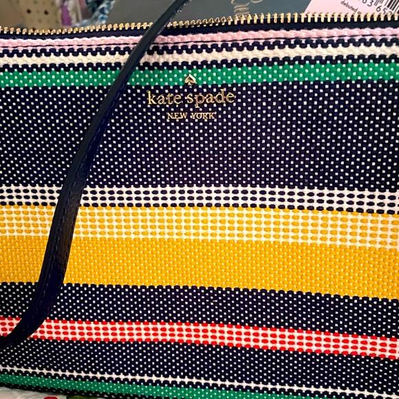 NWT- Kate Spade Multicolor Crossbody